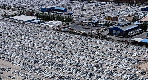 اعلام توقف تولید خودروهای غیراستاندارد از دوشنبه آینده