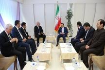 واعظی: محدودیتی برای توسعه روابط با باکو قائل نیستیم