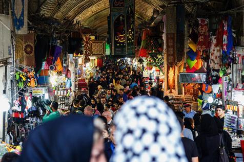 کرونا برای چهارمین هفته متوالی بازار بزرگ تهران را تعطیل کرد
