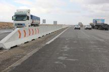 ۱۲ کیلومتر نیوجرسی در مسیرهای منتهی به مهران نصب شد