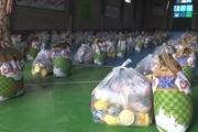 ۱۰۰بسته سبد معیشتی دربین خانوادههای محروم  شهرستان نیر توزیع میشود