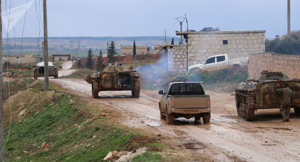 روسیه کشته شدن نظامیان سوریه در حمله ترکیه را تکذیب کرد