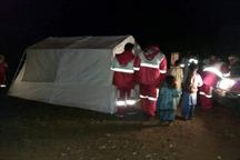 157 نفر گرفتار سیلاب سیستان و بلوچستان اسکان داده شدند