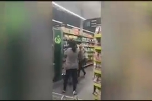 نزاع در فروشگاهی در نزدیکی «سیدنی» استرالیا بر سر دستمال توالت