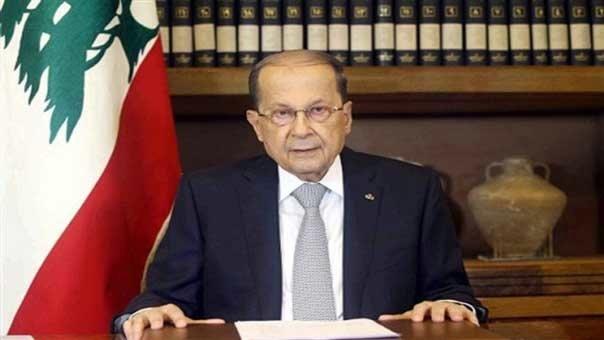 رییس جمهور لبنان: مقابله به مثل پاسخ تجاوز اسراییل خواهد بود