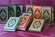 500 جلد قرآن بین موسسه های قرآنی هرمزگان توزیع شد