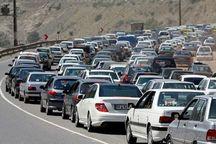 ترافیک در جادههای خراسان رضوی پُرحجم است