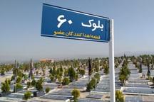 اهدا کنندگان عضو در تبریز رایگان دفن می شوند