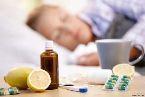 مبتلایان به آنفلوآنزا چه بخورند؟