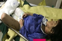 دختر بچه قربانی کودک آزاری در مهاباد به بهزیستی منتقل شد