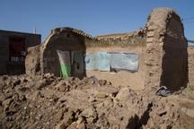 526 واحد مسکونی خراسان جنوبی در سیل آسیب دید