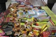 خودروی حامل ۹۰۰ میلیون ریال کالای قاچاق در ماکو توقیف شد