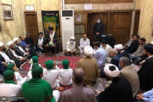 مراسم چهلم حجت الاسلام و المسلمین محتشمی پور(ره) در نجف اشرف