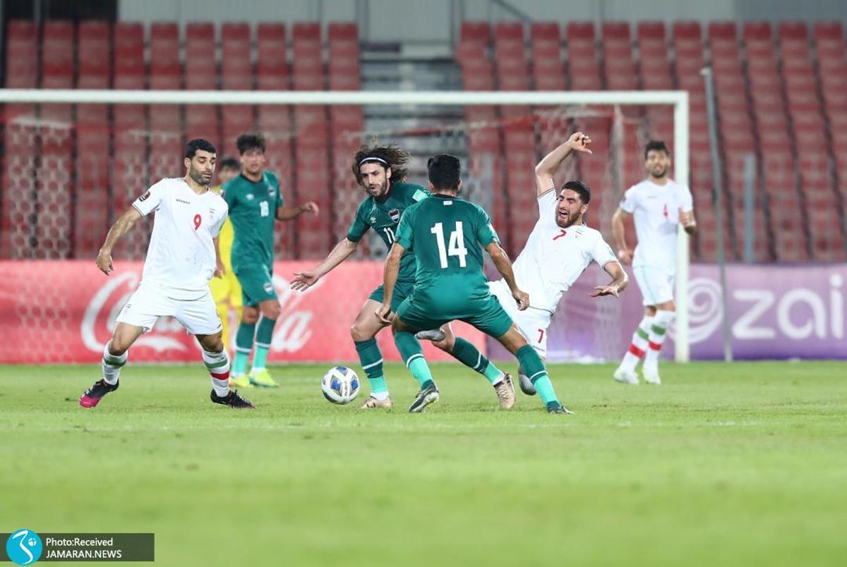 تنها راه صعود تیم ملی عراق به جام جهانی 2022+ عکس
