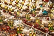 ۸۰۰ بسته معیشتی متبرک آستان قدس رضوی در دشتی توزیع شد