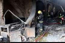 غرامت آتش سوزی بازار تبریز به محض اعلام علت آن پرداخت می شود
