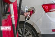 روند کاهشی مصرف بنزین در همدان