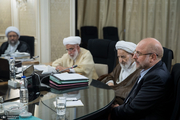 جزییات حضور رئیس مجلس در جلسه شورای نگهبان