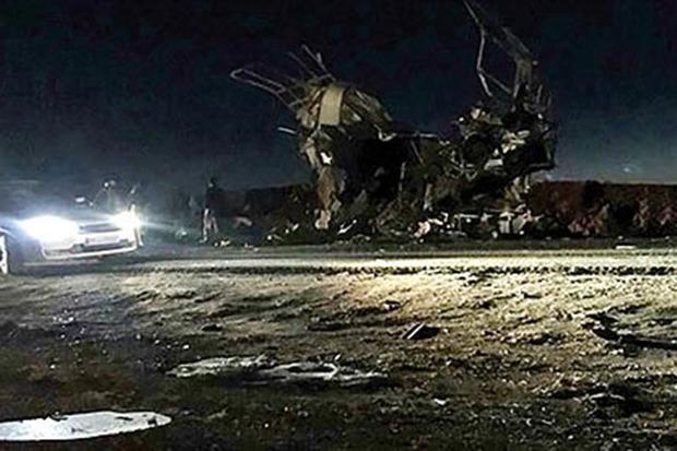 خانه احزاب کردستان اقدام تروریستی در خاش - زاهدان را محکوم کرد
