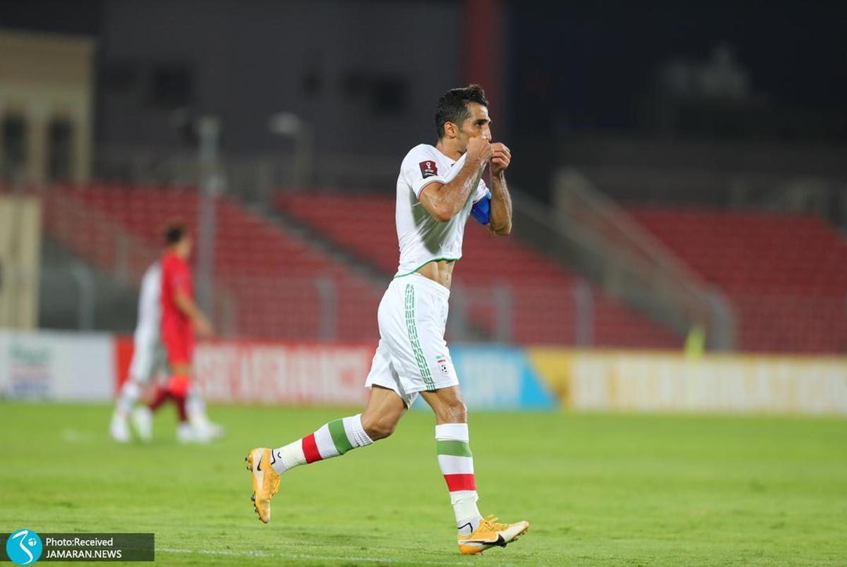 وحید امیری رسما بازی با عراق را از دست داد