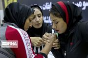 تیم زرقان، قهرمان رقابتهای مچاندازی بانوان فارس شد