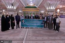 تجدید میثاق اصناف، نهادها، سازمان ها و وزارتخانه ها با آرمان های امام خمینی(س)- 2