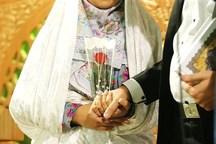 توزیع جهیزیه بین زوجهای سیلزده پلدختر