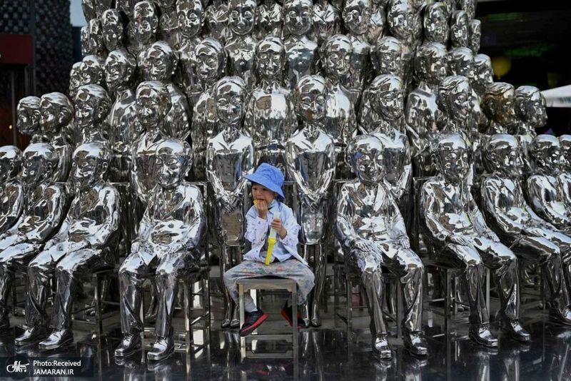 منتخب تصاویر امروز جهان- 12 خرداد 1400