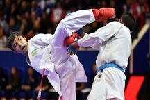 رقابت های کاراته اورآسیا در شیراز آغاز شد