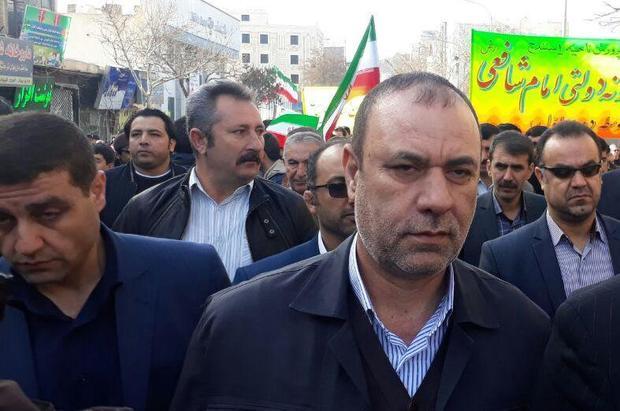 حضور در راهپیمایی 22 بهمن نشانه تجلی وحدت و هماهنگی بین مردم و مسئولان است
