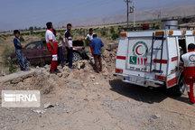 هلال احمر سمنان به ۹۲۰ حادثهدیده امدادرسانی کرد