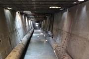کانالهای ۲۰ معبر منطقه ۴ تهران مرمت و بهسازی شد