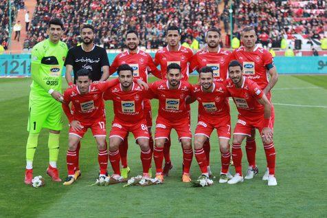 لیست 20 بازیکن پرسپولیس برای بازی با استقلال خوزستان
