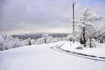 مسیر سه روستایی برف گیر دهدز در ایذه بازگشایی شد