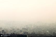 بوی نامطبوع در تهران برای دومین روز متوالی