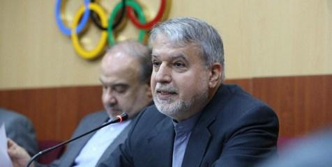 رییس کمیته ملی المپیک و وزیر ورزش واکسینه نشدند