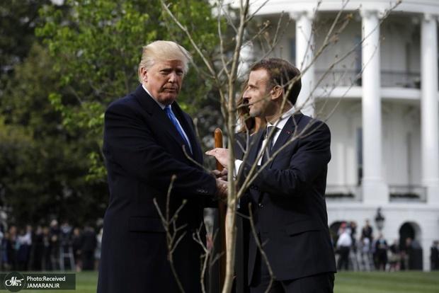 مرگ «سمبل پیوند فرانسه و آمریکا»