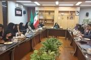 جلسه معاون رئیس جمهور با فراکسیون زنان مجلس
