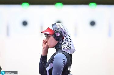 گزارش تصویری| کاروان ایران در روز هفتم المپیک 2020 توکیو