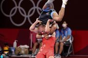 گزارش تصویری| کاروان ایران در روز یازدهم المپیک 2020 توکیو