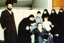 گزارش یک دیدار /خاطرات منتشر نشده همسر امام