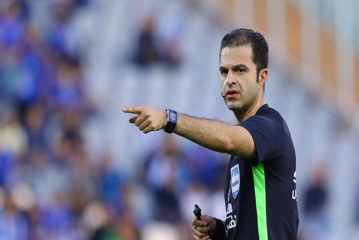 قضاوت داوران ایرانی در مرحله اول پلیآف جام ملتهای آسیا