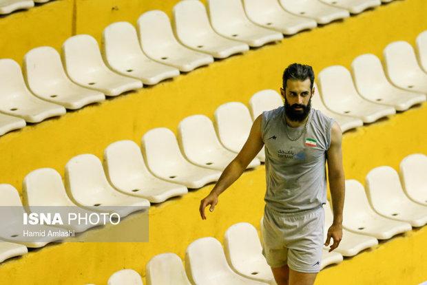 جای خالی ستاره ارومیهای در تیم منتخب لیگ ملتهای والیبال