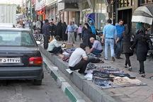 گام اول برای ساماندهی دستفروشان پایتخت
