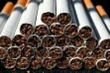 کشف بیش از یک میلیون نخ سیگار قاچاق در کرج