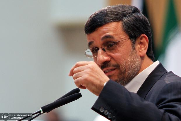 واکنش احمدی نژاد به اقدام آمریکا علیه سپاه