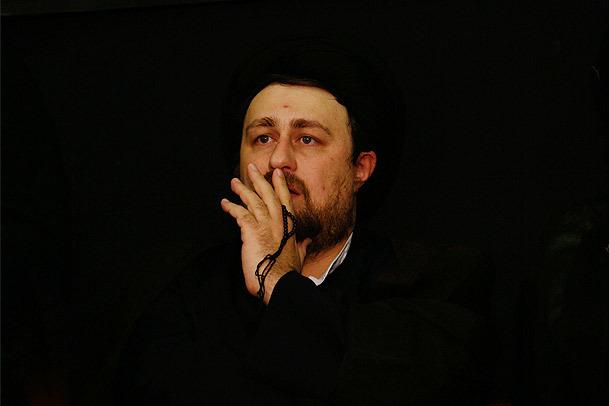 پیام تسلیت یادگار امام به رییس جمهور