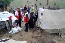 تشریح امدادرسانی جمعیت هلال احمر خوزستان به مناطق سیلابی  امدادرسانی به 727 نفر آسیب دیده در شش شهرستان