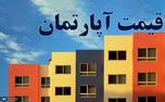 قیمت آپارتمانهای 55 متری در تهران+جدول