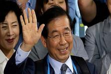شهردار سئول پایتخت کره جنوبی گم شد